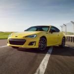 2017 Subaru BRZ Series Yellow (1)