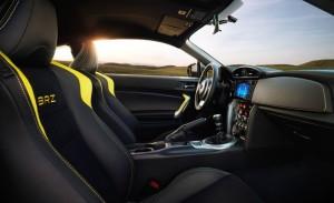 2017 Subaru BRZ Series Yellow (2)