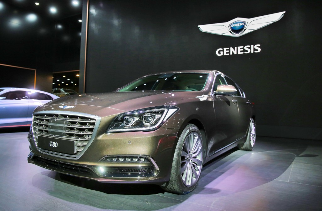 Genesis With New Sport Trim Gets Released In Korea Suv