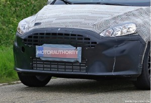 2018 ford fiesta st spy shots (3)