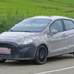 2018 ford fiesta st spy shots (4)