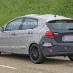 2018 ford fiesta st spy shots (7)