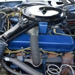 1976 Cadillac Eldorado Bicentennial 8.2-liter V-8 engine