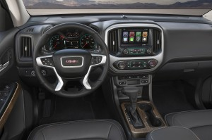 2017 GMC Canyon Denali​