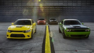 Dodge Challenger TA and Charger Daytona (2)