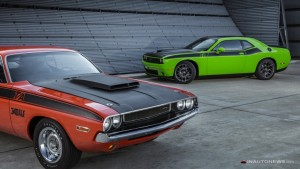 Dodge Challenger TA and Charger Daytona (20)