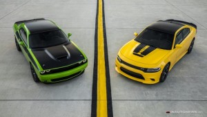 Dodge Challenger TA and Charger Daytona (5)