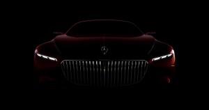 Vision Mercedes-Maybach 6, 2016