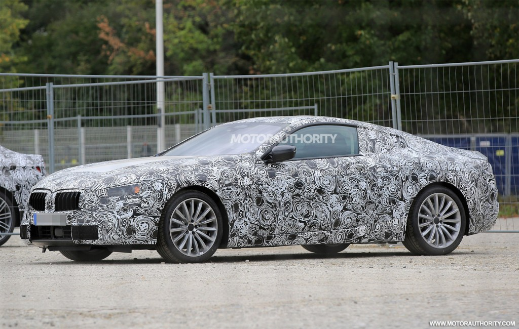 Spy Shots Of 2020 BMW 8-Series are Out | SUV News and Analysis