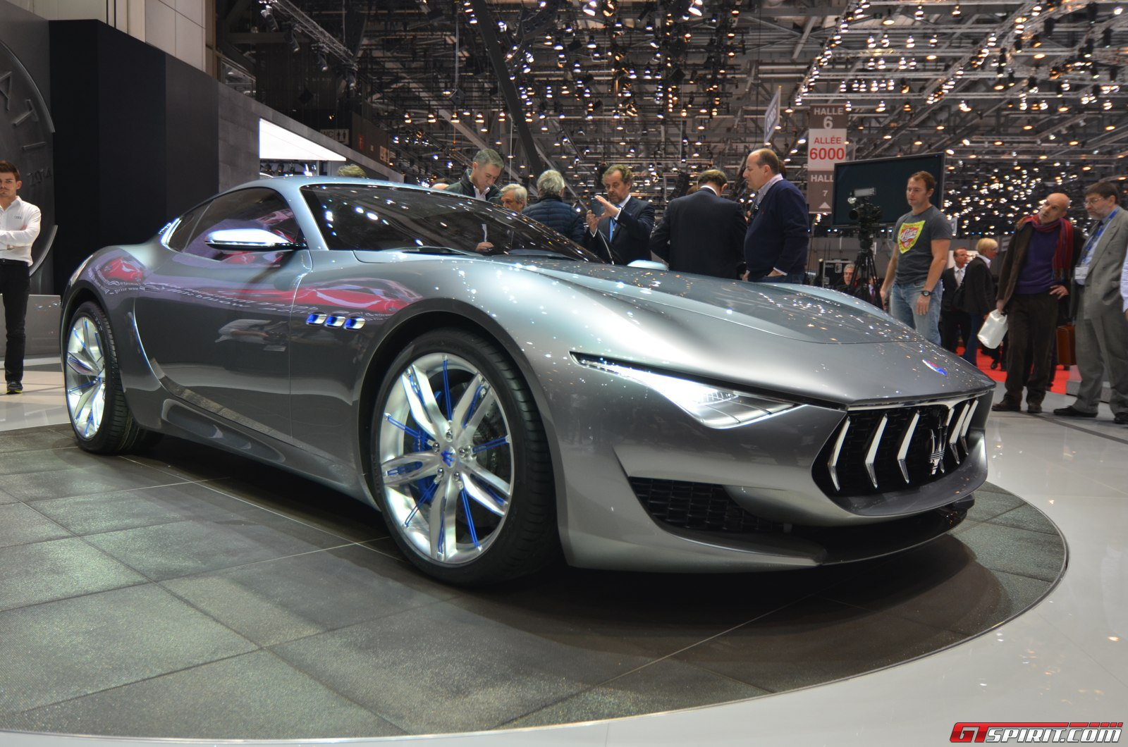 four things to expect from the maserati alfieri suv news and analysis. Black Bedroom Furniture Sets. Home Design Ideas