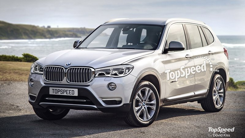 Getting To Know The 2018 Bmw X3 Suv News And Analysis