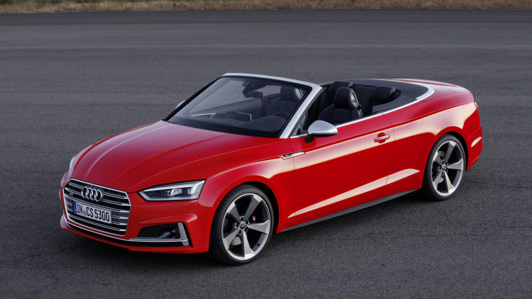 Audi S Cabriolet Head On Against The BMW Series SUV News - Audi cabriolet