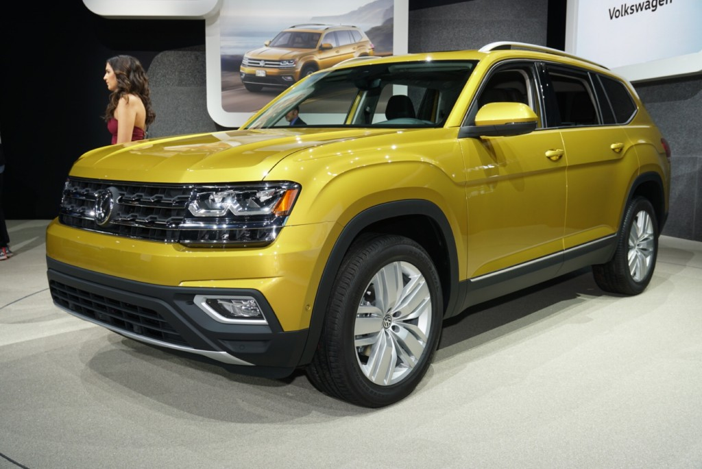 4 facts about the 2018 volkswagen atlas suv news and. Black Bedroom Furniture Sets. Home Design Ideas