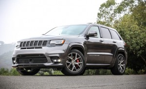 2017 Jeep Grand Cherokee SRT (1)