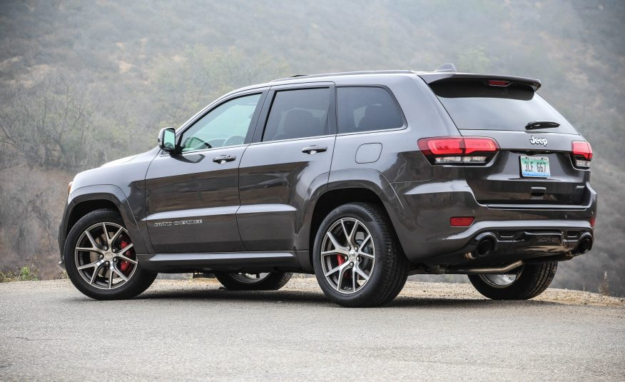 2017 jeep grand cherokee srt 6 suv news and analysis. Black Bedroom Furniture Sets. Home Design Ideas