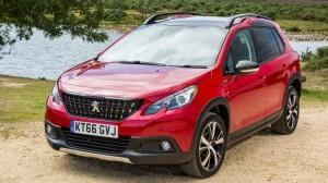 2017 Peugeot 2008 (1)