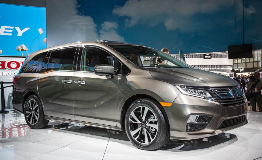 Reasons Why The 2018 Honda Odyssey Remains To Be A Family-Friendly ...