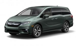 2018 Honda Odyssey (6)