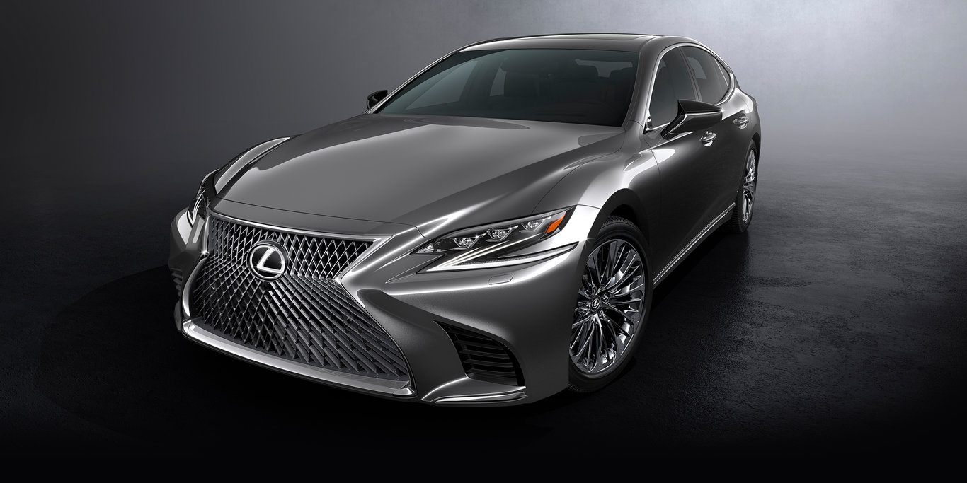 top 3 facts about the 2018 lexus ls suv news and analysis. Black Bedroom Furniture Sets. Home Design Ideas