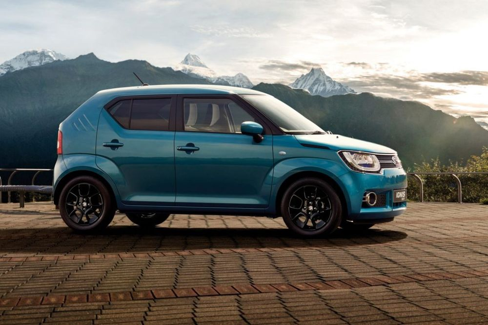 suzuki ignis 3 suv news and analysis. Black Bedroom Furniture Sets. Home Design Ideas