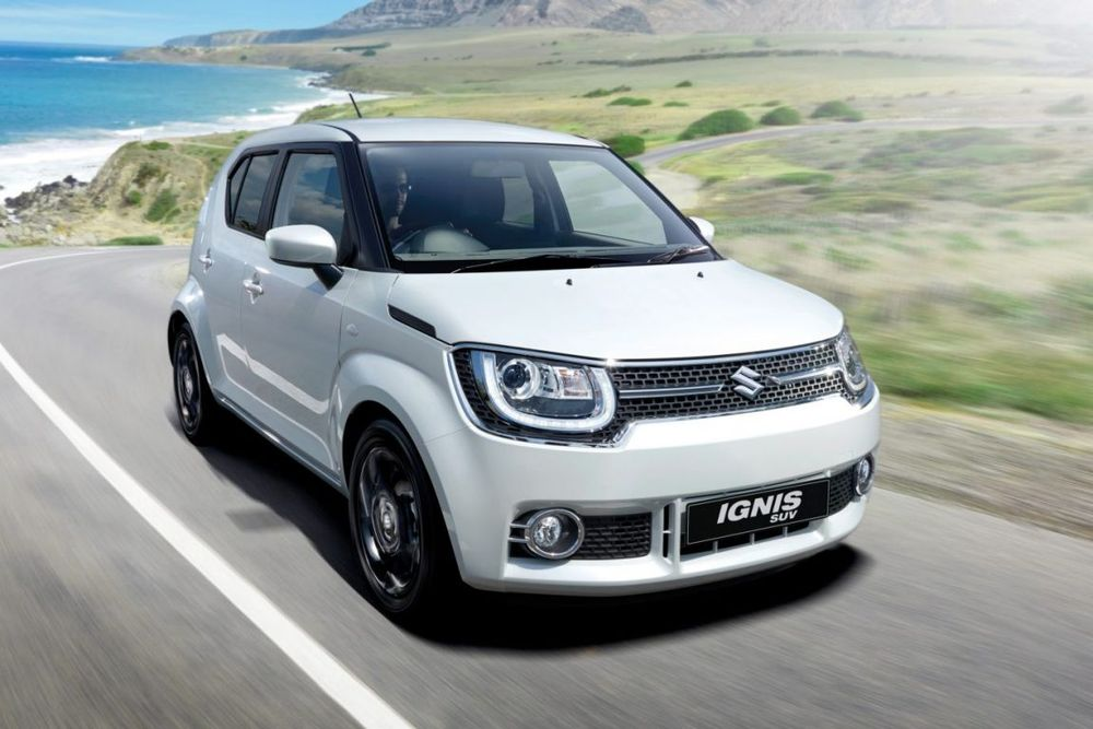 suzuki ignis 6 suv news and analysis. Black Bedroom Furniture Sets. Home Design Ideas