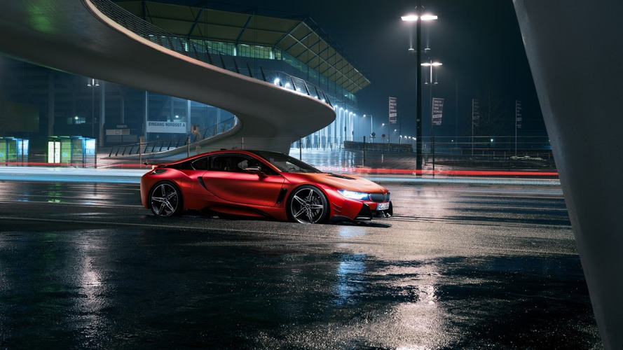 7 Things About The Ac Schnitzer Bmw I8 Suv News And Analysis