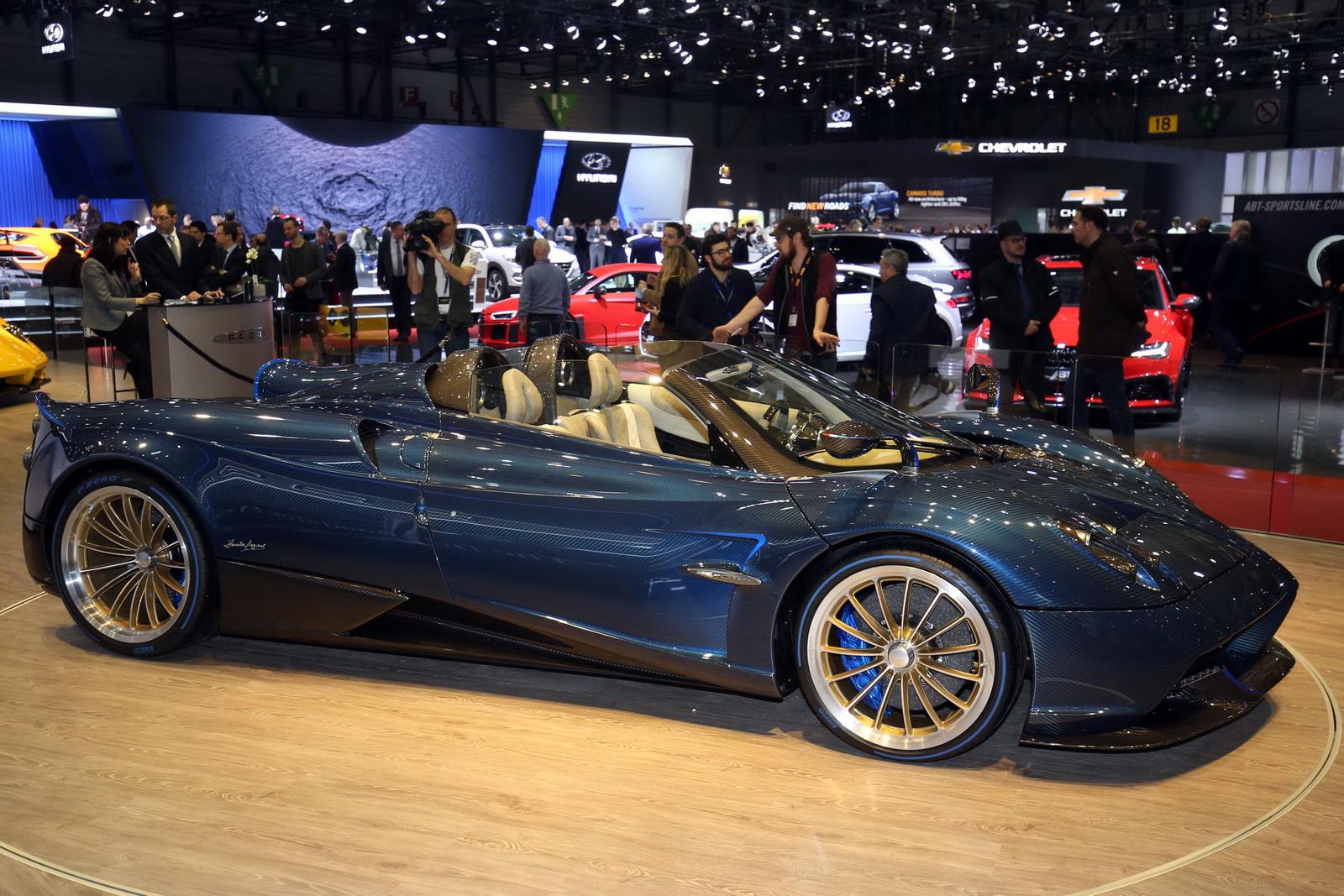 Pagani Huayra Roadster 6 Suv News And Analysis