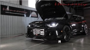 hennessey performance chevrolet camaro zl1 the exorcist 1