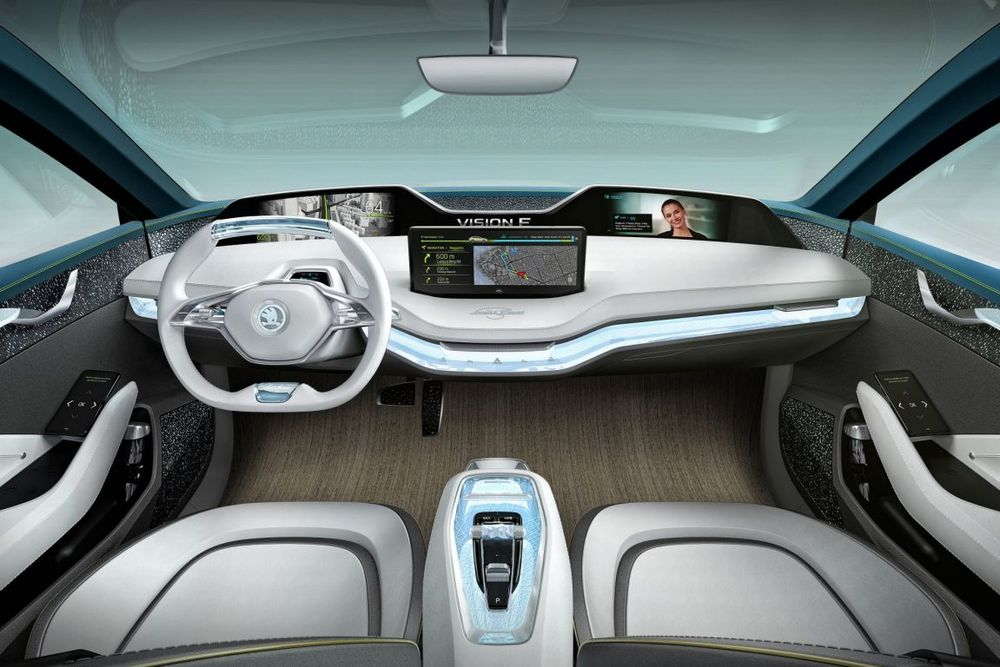 The Volkswagen Id Crozz Vs Skoda Vision E Suv News And Analysis