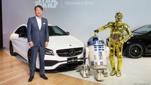 mercedes-benz cla 180 star wars edition (2)