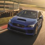 The 2018 Subaru WRX STI Type RA.