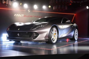 The Ferrari 812 Superfast makes its way in Japan. (Photo Source: The Sun)