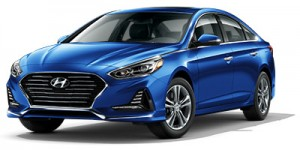 2018 hyundai sonata limited ult electricblue