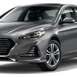 2018 hyundai sonata limited ult machinegray