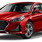 2018 hyundai sonata limited ult scarlet red
