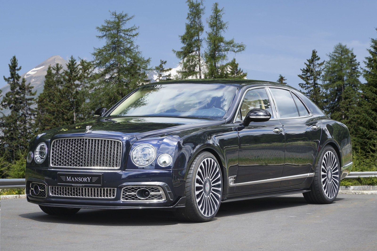 Top 5 Facts About The 2017 Bentley Mulsanne By Mansory
