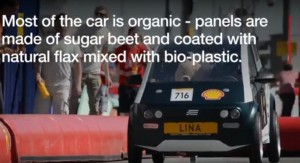 biodegradable car