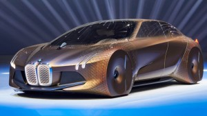 bmw electric crossover