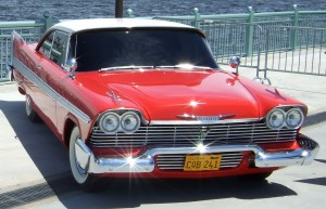 Christine 1958 Plymouth Fury