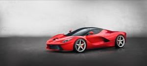 Ferrari LaFerrari hybrid