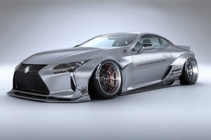 Liberty Walk Lexus LC500 (2)
