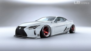 Liberty Walk Lexus LC500 (4)