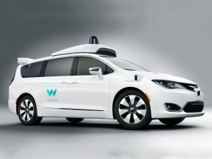 waymo self-driving cars