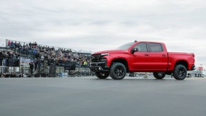 The all-new 2019 Chevrolet Silverado was introduced at an event