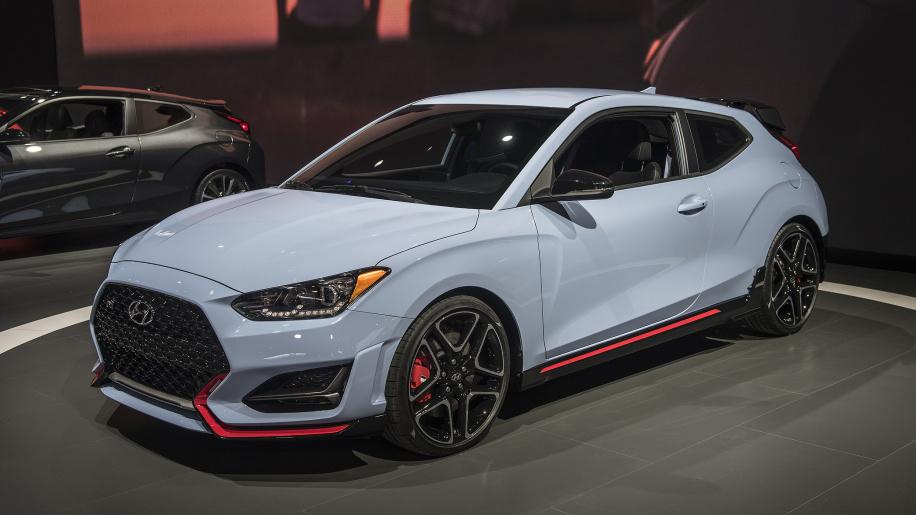 "Hyundai Reveals ""Hottest Ever Hatch"" To The Market Through"
