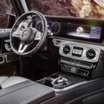 Die neue Mercedes-Benz G-Klasse: Exklusiver Innenraum: Die G-Klasse modern interpretiert