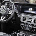 The G-Class gets a more luxurious layout.