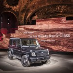 Mercedes-Benz auf der North American International Auto Show (NAIAS) 2018