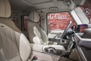Mercedes-Benz auf der North American International Auto Show (NAIAS) 2018
