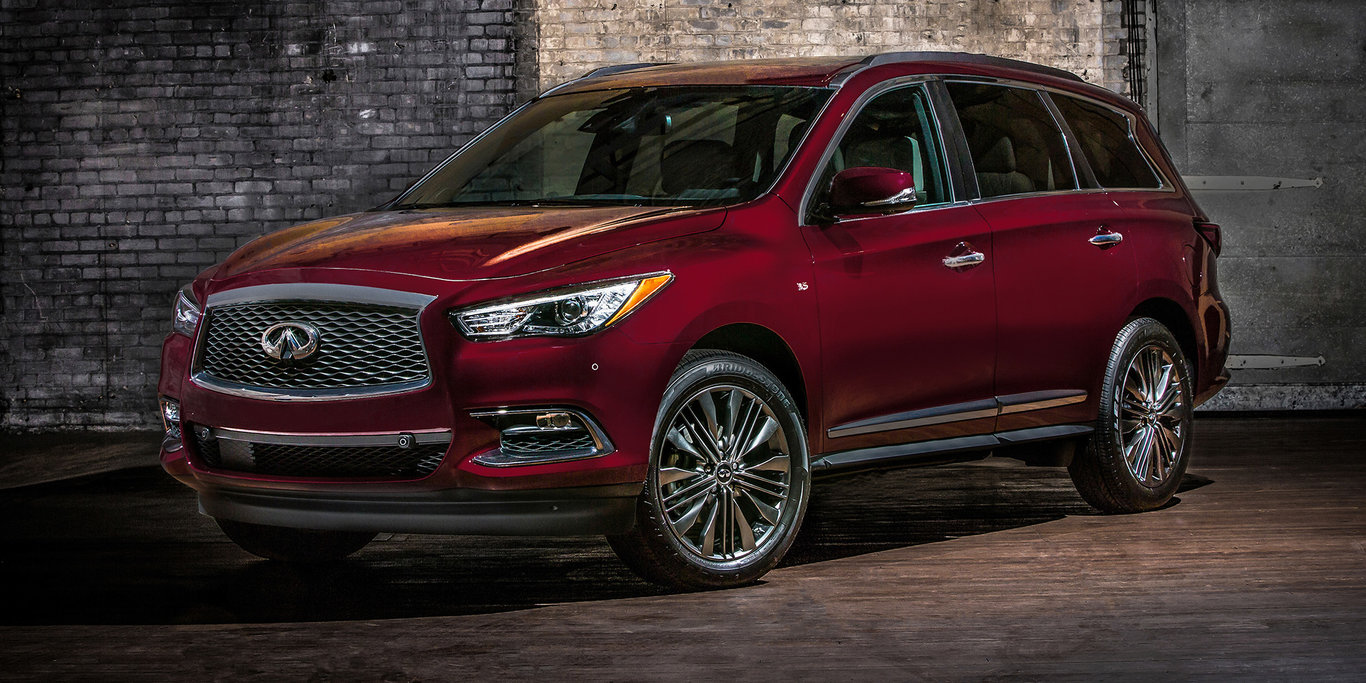 limited models for infiniti qx60 and qx80 released suv news and analysis. Black Bedroom Furniture Sets. Home Design Ideas